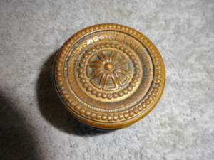 Antique Passage Knob by P. F. Corbin
