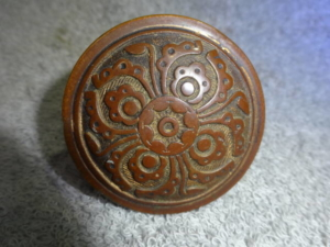 Original Doorknob by Hopkins & Dickenson