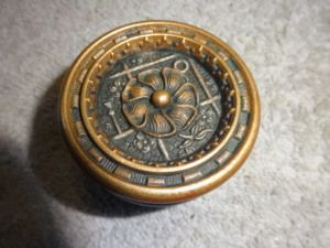 Original Passage Doorknob by Sargent & Company