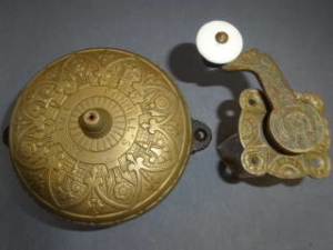 Antique Door Bells