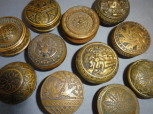 Antique Doorknobs