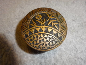 Antique Passage Knob by Russell & Erwin MFG. Co.