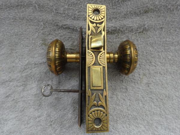 Original Door Set by Mallory & Wheeler