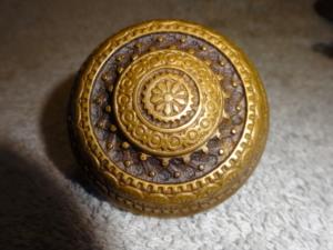 Antique Doorknob by P.F. Corbin