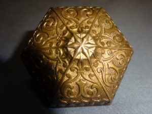 Rare Antique Door Knob by MCCC/R&E