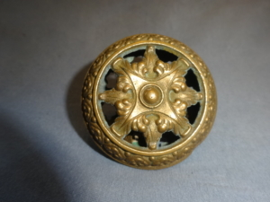 Original Entry Doorknob by Hopkins & Dickenson