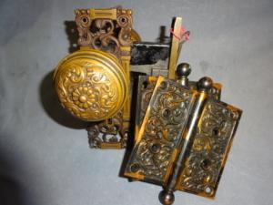 Antique Door Set by Nashua