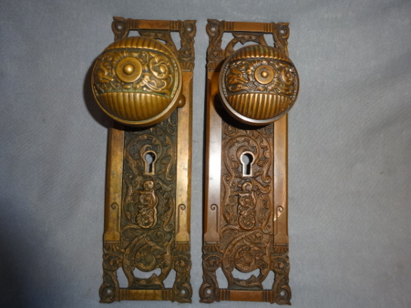 Original Entry Set by Reading Hardware Co.
