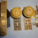 Antique Passage Set by Nashua Lock Co