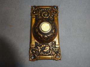 Original Push Button Doorbell Ringer