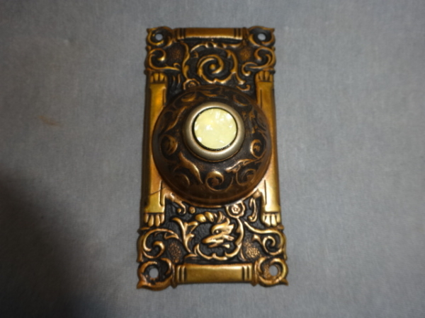 Original Push Button Doorbell Ringer