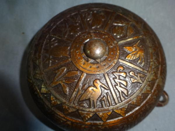 Original Mechanical Doorbell