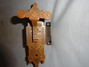 """Original Doorbell """"T"""" Handle by Sargent"""