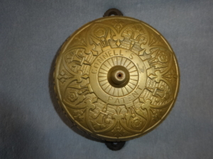 Original Mechanical Doorbell by Connell