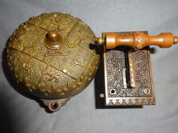 Original Doorbell by Sargent Co.