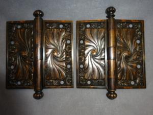 Antique Bronze Hinges
