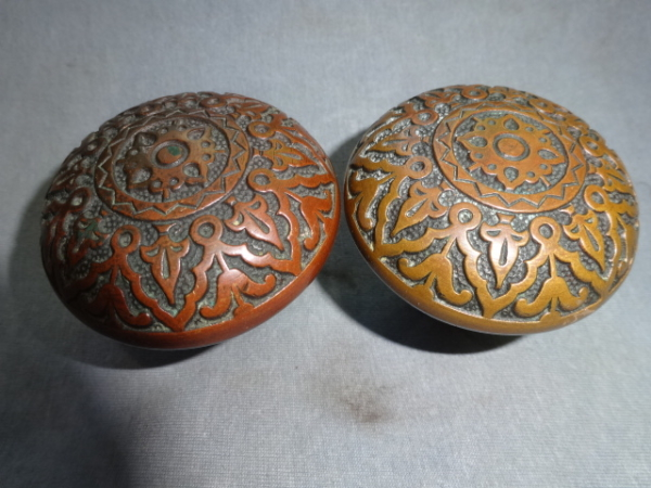 Original Doorknobs by Russell and Erwin