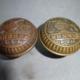Antique Bronze Doorknobs by Lockwood