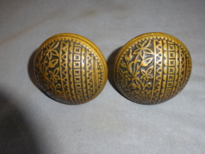 Antique Doorknob by Trenton Hardware Co