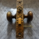 Antique Passage Door Lock-Set by Russell and Erwin