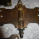 Set of Original Door Hinges