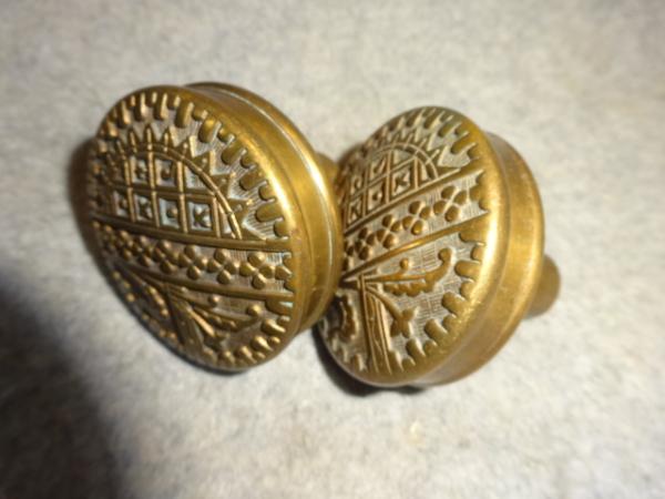 Antique Door knobs by Sargent