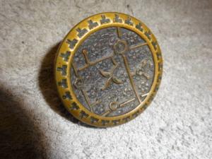 Antique Doorknob by Sargent & Co.