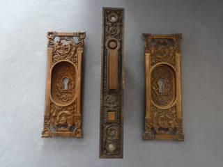 Antique Pocket Door Hardwaer