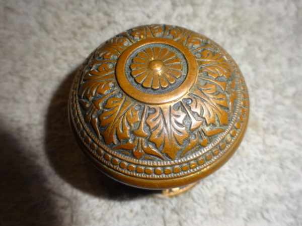 Antique Passage knob by Russell & Erwin