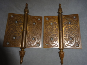 Antique Bronze Door Hinges