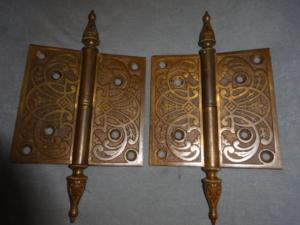 Antique Bronze Door Hinges