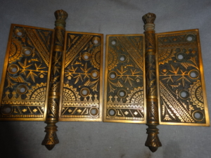 Original Door Hinges