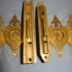 Antique Double Door Pocket Set