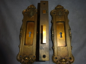 Original Single Door Pocket Set by R&E