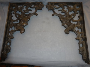 Antique Figural Brackets