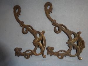 Antique Figural Hooks