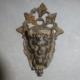 Antique match holder
