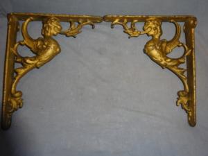 Rare Original Mythical Brackets