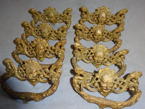 Antique Furniture Handles