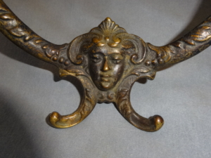 Antique Lady Hook