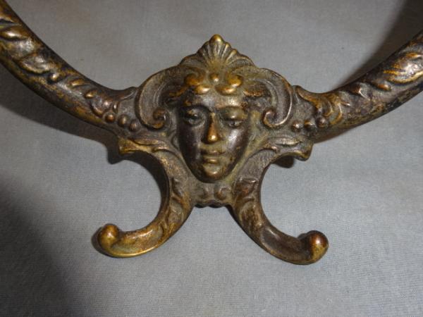 Antique Lady Hook