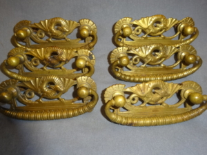 Original Figural Furniture Handles