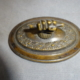 Antique Bronze Paperweight