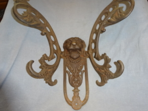 Large Vintage Coat Hook