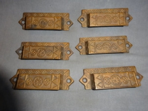 Antique Bronze handles